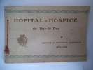 Hôpital hospice de Bar le Duc. Collectif