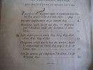 Mémoires de l'Institut  Royal de France Académie des inscriptions et Belles Lettres.. Collectif