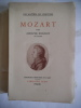 MOZART- Portraits de musiciens.. BOSCHOT Adolphe.