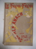 Almanach LE FROU FROU  . Collectif