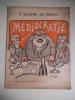 Médiocratie -La Pudeur. JOSSOT