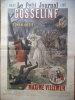 GOSSELINE  . Affiche LE PETI JOURNAL.