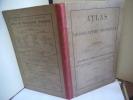 Atlas  de géographie moderne.. SHARDER F. PRUDENT F. E. ANTHOINE