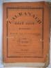 l'Almanach à deux sous illustré pour la Lorraine.1890 . Almanach