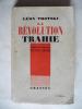 La révolution trahie traduction du russe de Victor SERGE . TROTSKY Léon