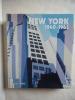 NEW YORK 1940-1965 . WALLOCK Léonard