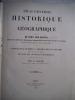 Atlas universel historique et géographique composé de cent une cartes.. HOUZE A.