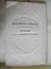 Monuments Antiques pour l'intelligence de l'ouvrage intitulé l'Italie avant la domination des Romains.. MICALI JOS/Atlas