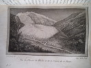 Description des Alpes Pennines ou Rhétiennes dédiées à S.R  très chrétienne Roi de France et de Navarre.. BOURRIT M.T.