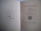 Scripta manent causeries à propos de la collection d'autographes de M Alfred BOVET. GODET Philippe