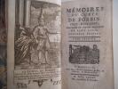 Mémoires du Comte de Forbin chef d'escadre chevalier de l'ordre militaire de Saint Louis. Forbin comte (de)