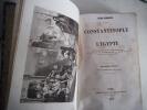 Constantinople et l'Egypte(traduit de l'italien)troisième édition revue et corrigée.Par Charles HERTZ.. VIMERCATI