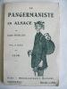 Le Pangermaniste en Alsace . FROELICH Jules