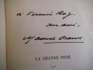 Lgrande pitié des églises de France.. BARRES Maurice