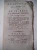 Les souvenirs de l'histoire ou le Diurnal de la Révolution de France pour l'an de grâce 1797.. (histoire)collectif