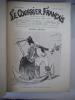 Le Courrier Français illustré 1888. Collectif