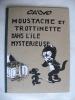 Moustache et Trottinette dans l'Ile mystérieuse . CALVO