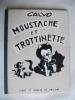 Moustache et Trottinette . CALVO
