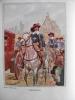 Les cavaliers du Temps Jadis . MONTERGON Commandant C de