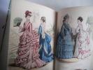 Journal des Demoiselles.Petit courrier des Dames 1869 à 1873. (mode)collectif