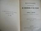 Histoire contemporaine des Strasbourg et de l'Alsace . STAELHING Charles
