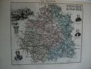 Nouvel atlas illustré.. VUILLEMIN, THUILIER Ch LACOSTE LORSIGNOL