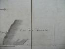 NOZEROY carte entoilée.. CASSINI de THORY