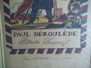 Paul DEROULEDE . ARNOUX Guy