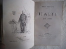 Haïti en 1886 . DELEAGE Paul