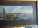 Vista panoramica di Venezia.Vue panoramique de VENISE.. VENEZIA