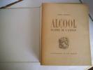 Alcool flamme de l'esprit. . ANDRIEU  Pierre