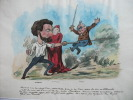 Gambetta,La République,Thiers:duel . KLENCK