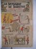 LA SEMAINE DE SUZETTE 1907 . Collectif