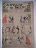 LA SEMAINE DE SUZETTE 1908 . Collectif