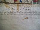 Vüe de Paris Depuis Nostre Dame jusques au Pont de la Tournelle . Vue d'optique