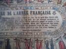 Jeu des Armées Française. Imagerie réunies de Jarville