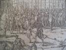 exécution de Jean de Poltrot sieur de Méré-gentilhomme protestant(1537-1563). Anonyme