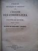 Précis historique et descriptif sur l'église des Cordeliers,. CAYON Jean