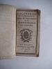 Calendrier ecclésiastique civil et militaire de la Sénatorerie de limoges 1812. collectif