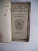 Calendrier ecclésiastique civil et militaire de la Sénatorerie de limoges 1813 . collectif
