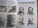 Le journal illustré année 1880 . Collectif