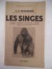 Les singes. BOULENGER E.G