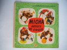 Aventures de MICHA La Boule. MICHA artiste de cirque.. TRNKA-MENZEL