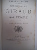 Mademoiselle GIRAUD Ma femme.. BELOT Adolphe