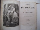 Contes de BOCCACE . BOCCACE
