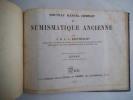 Nouveau manuel de numismatique ancienne. . BARTHELEMY A de
