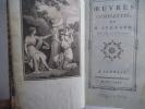 Oeuvres complètes. . BERNARDPierre Joseph