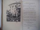 Annuaire physico-économique. MILLIN Eleutherophile