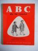 ABC de la route . FOURNIER Annie