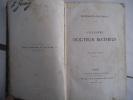 L'illustre docteur  Matheus. ERCKMANN CHATRIAN